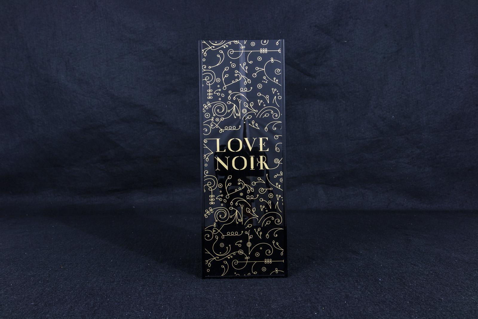 LOVE NOIR Wine Case