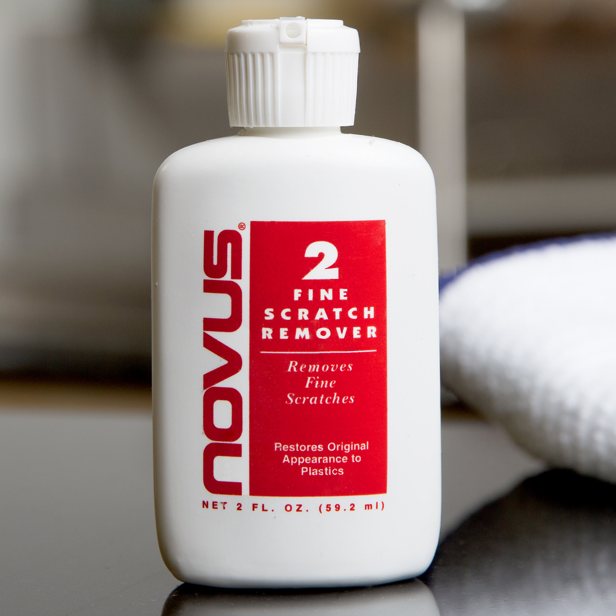 Remove Fine Scratches Haziness And Abrasions From Most Plastic Acrylic Surfaces With Novus Pn 7030 8 Oz Polish 2 Scratch Remover