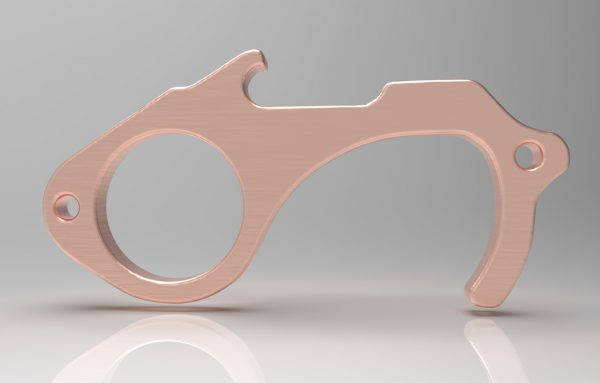Multi Touch Copper key