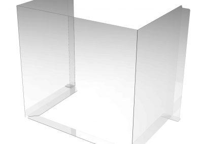 K-12 Desk Barrier